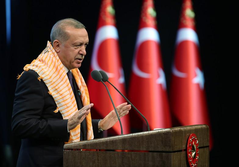 """Cumhurbaşkanı Erdoğan,""""Milletimizin gıda güvenliğini garanti altına almak millî güvenlik meselesi hâline gelmiştir"""""""