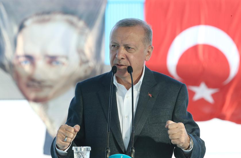 Cumhurbaşkanı Erdoğan, Ankara-Niğde Otoyolu Açılış Töreni'nde konuştu