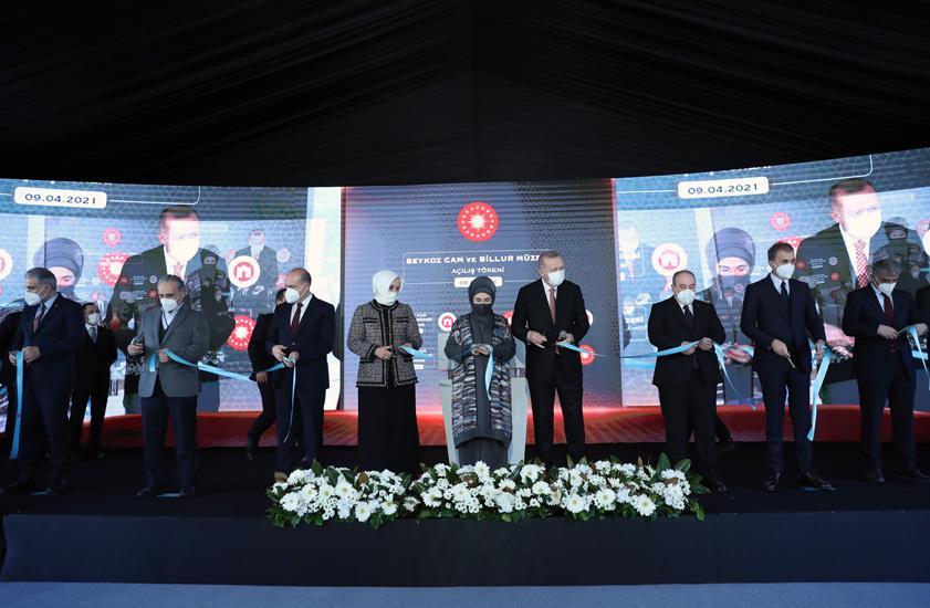 """Cumhurbaşkanı Erdoğan, """"Yapı inşasında gelenekle geleceği harmanlayan yeni bir devri başlatıyoruz"""""""